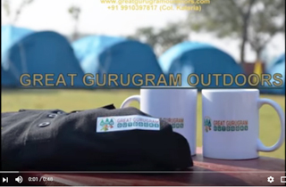 OUR CLIENTS @GREAT GURGRAM OUTDOORS @ COL KULWANT KATARIA